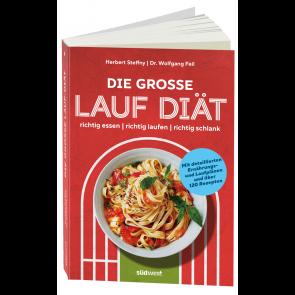 Buch: Die große Lauf-Diät - richtig essen, richtig laufen, richtig schlank